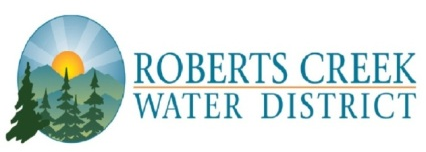 Roberts Creek Water District
